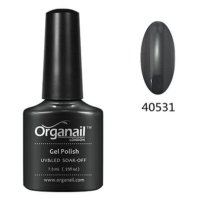 40531 Asphalt Vernis À Ongle Semi-Permanent Uv/ Led Nail Art