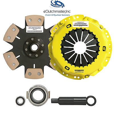 CLUTCHXPERTS STAGE 5 RACING CLUTCH KIT Fits 2000-2006 SENTRA 1.8L QG18DE