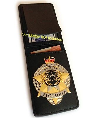 Badge ID Wallet, with Protector - Badge not Included