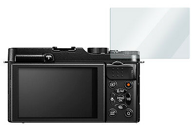 Hellfire Trading Tempered Glass Screen Protector Cover for Fujifilm X-M1 X-A1