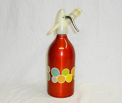 Vintage Soda Siphon * Antique Syphon Seltzer bottle