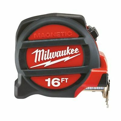 New Milwaukee 48-22-5116 16 Foot Heavy Duty Magnetic Tape Measure Tool Sale
