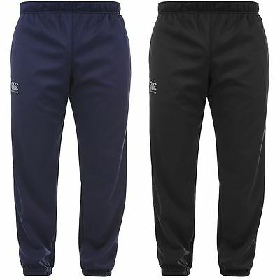 Canterbury Thermoreg Cuffed Poly Knit Pants Mens Sports Tracksuit Bottoms