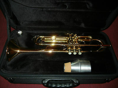 Yamaha Trumpet - YTR6335A  Professional Model - Fully Serviced - Great Condition