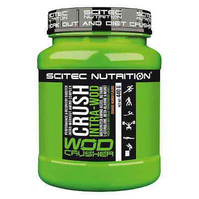 Scitec Nutrition WOD Crusher - Crush Intra-WOD, 440g Bote