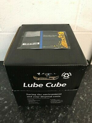20 L Genuine Mercedes-Benz 5W40 Fully Synthetic Petrol Engine Oil 229.5 NEW