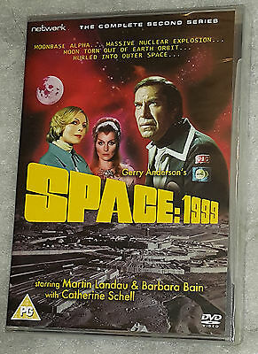 Space: 1999 - Season Series 2 Two - Complete DVD Box Set -  NEW SEALED