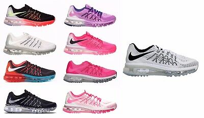 sports shoes 5e5ae 03188 ... purchase new nike air max 2015 youth kids athletic shoes color size  705457 bce31 8881a