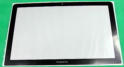 "Apple Macbook Pro 13,3"" Display Glas Glass Frontscheibe A1278 Front Scheibe"