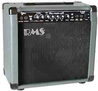 """RMS G40 40-Watt Electric Guitar Amp Amplifier with 10"""" Speaker and Reverb"""