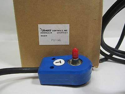 Free Ship, Dart Controls PU-4E Speed Sensor/Speed Pickup, Indoor, 2ppr, 24VDC