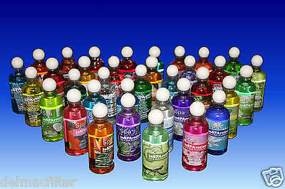 5 pack Insparation spa/hot tub/bath liquid aromatherapy 9oz fragrances PICK 5