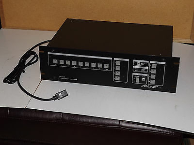 Inline, 8x4, Presentation Switcher with Stereo Audio  IN3808