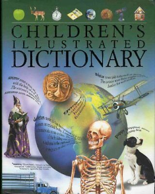Children's Illustrated Dictionary,    Hardcover Book   Acceptable   978140545457