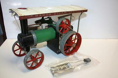 mamod live steam tractor has burner scuttel  K2530