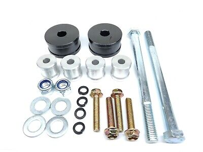 WAY2TUFF IFS Diff Drop Kit Toyota Hilux 2005 on PRADO 120 150 SERIES FJ CRUISER