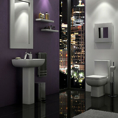 Options 600 Four Piece Set With Full Pedestal Or Semi Pedestal
