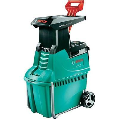 Bosch Axt 25Tc Quiet Garden Electric Shredder