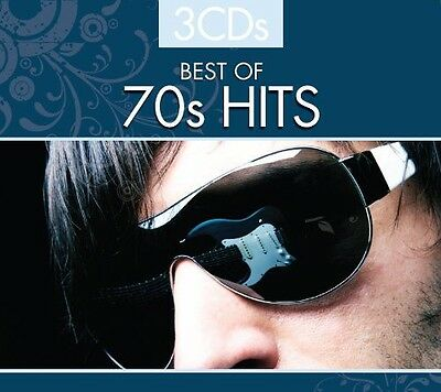 Best Of 70s Hits - 3 DISC SET - Various Artist (2010, CD New)