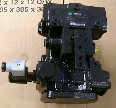 New Benford Terex Roller TV1300 Hydraulic Pump 1734-1252 March 2001 to June 2005