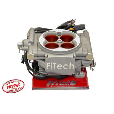 FiTech 30003 Go Street 400 HP EFI Fuel Injection Converter Conversion Kit