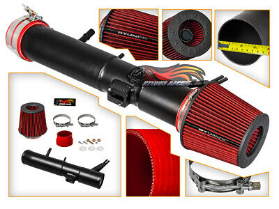 RTunes V2 11-14 Ford Mustang V6 3.7L Cold Air Intake Racing System + Filter