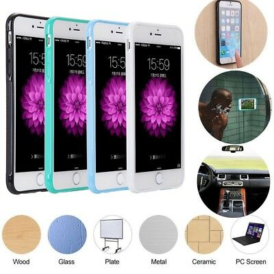 For iPhone 6 6S Plus Anti Gravity Magical Nano Sticky TPU Back Phone Case Cover