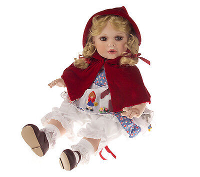 Marie Osmond Red Riding Hood Doll