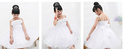 Bb88 Girls Formal Wedding Bridesmaid Party Dress Prom Princess Dresses