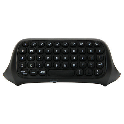 Black 2.4G Mini Wireless Keyboard for Xbox One Game Console Best it