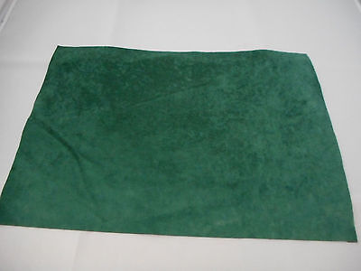 "14""x10"" Mini Bear/Paw Pad Fabric - PINE GREEN"