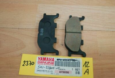 Yamaha 4SV-W0045-00 Brake Pad Kit Original NEU NOS xs2353