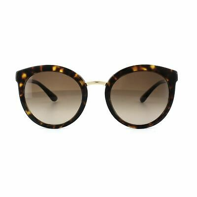 b2d5b7433191 Dolce & Gabbana Sunglasses 4268 502/13 Dark Havana Brown Gradient