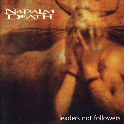 """NAPALM DEATH - Leaders Not Followers [10"""" - WHITE] (MLP)"""
