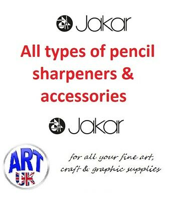 Jakar Pencil Sharpeners single/double hole, desktop, electric, giant, automatic