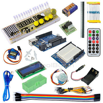 Haitronic Arduino Starter Kit DIY Electronic Construction Kit
