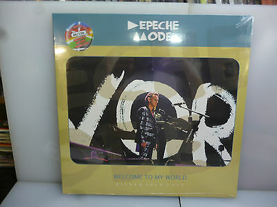 Depeche Mode-Welcome To My World. Bilbao, Spain 2013-Grey Vinyl Lp-New.sealed
