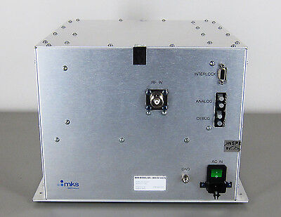 MKS ENI Products MW Impedance Match Network Model NO: MW-0212ICP2