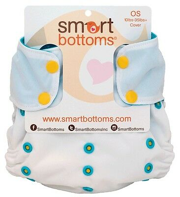 Miami - Too Smart Cover By Smart Bottoms - Cloth Diaper Cover