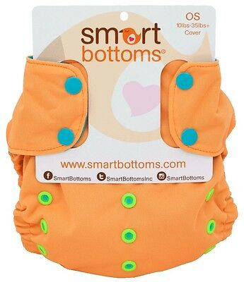 Toucan - Too Smart Cover By Smart Bottoms - Cloth Diaper Cover