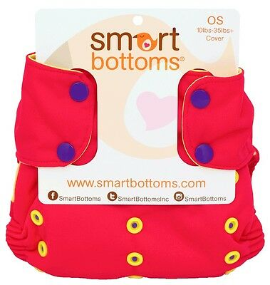 Candy Shoppe - Too Smart Cover By Smart Bottoms - Cloth Diaper Cover