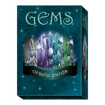 NEW Gems Oracle Deck Cards Lo Scarabeo