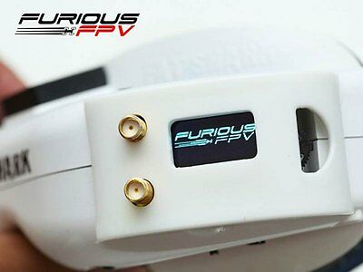 Furious FPV True-D Diversity Receiver System -For Fat Shark Dominator/HD Goggles
