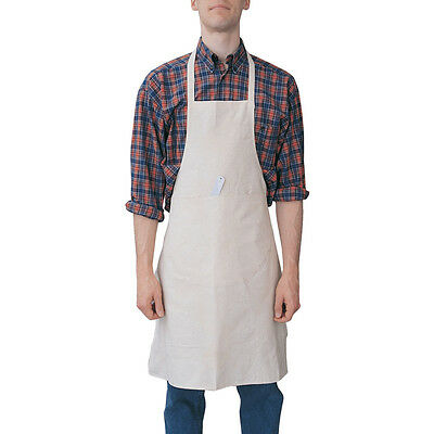 Kennedy Industrial Double Pocket Cotton Drill Apron