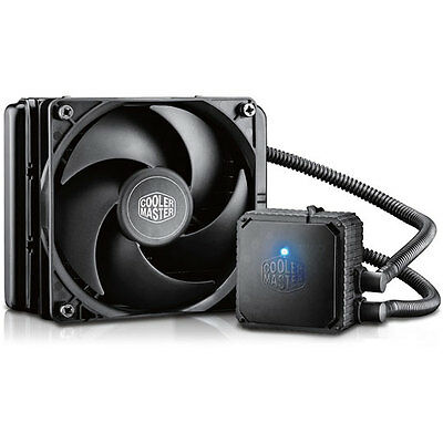 Cooler Master Seidon 120V Version 2.0 Water Cooling Kit Quiet with Compact 120mm