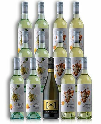 Tomich White Wine And Sparkling Tasting Pack (13 Bottles)