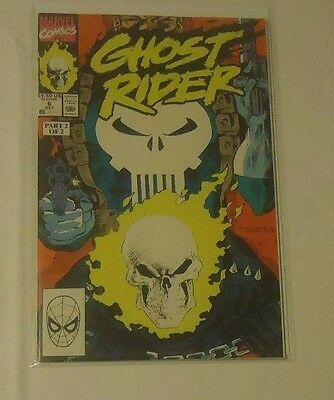 Ghost Rider Vol 2 #6 Mark Texeira Marvel Comics The Punisher