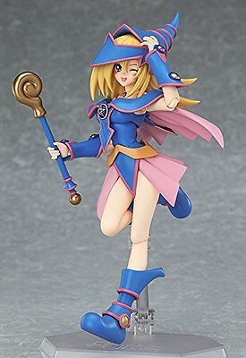 figma Max Factory Dark Magician Girl Action Figure Yu-Gi-Oh! Japan Import F/S