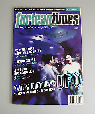 Fortean Times #98  May 1997 / 50 Years Of Close Encounters
