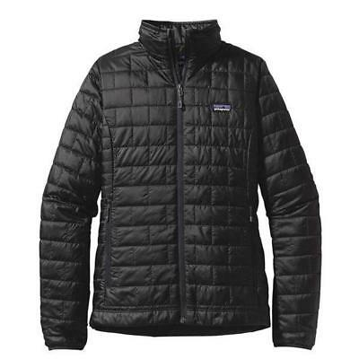 Patagonia Women's Nano Puff Windproof Lightweight Synthetic Insulated Jacket